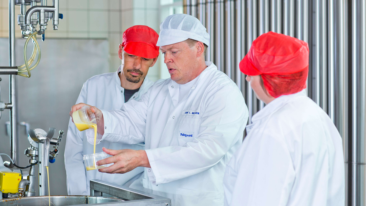 Palsgaard Sharing Knowledge In Its Margarine Application Centre