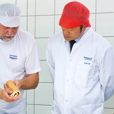 Palsgaard Bakery Application Centre