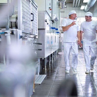 Palsgaard's Main Bakery Application Centre In Denmark Offers Industrial Testing Facilities For Long Shelf Life Cakes