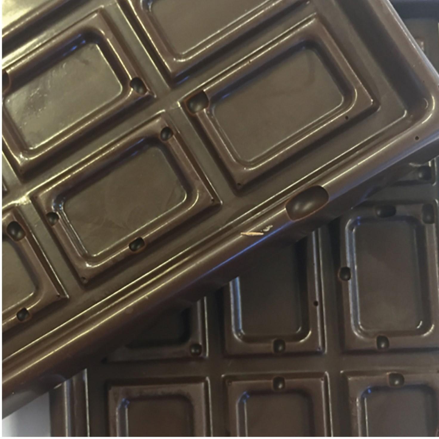 巧克力与洞