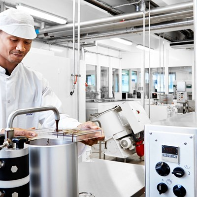 Palsgaard Confectionery Application Lab For Testing Emulsifiers