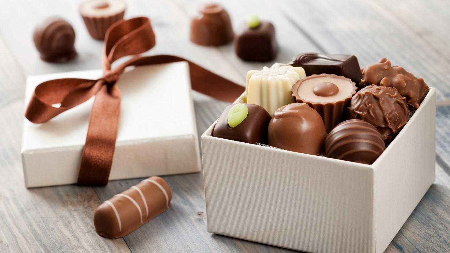Chocolates Made With Ammonium Phosphatide Emulsifier from Palsgaard