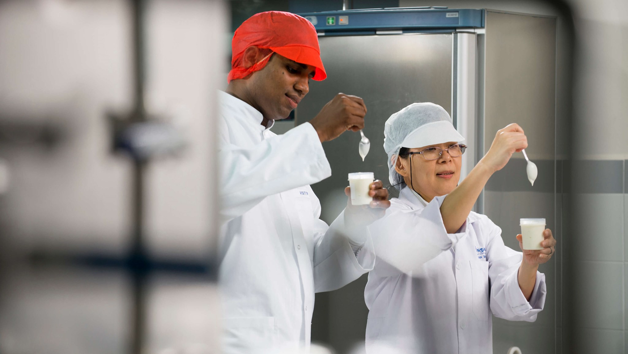 Palsgaard Has Global Dairy Application Centres For Testing Emulsifiers And Stabilisers In Dairy