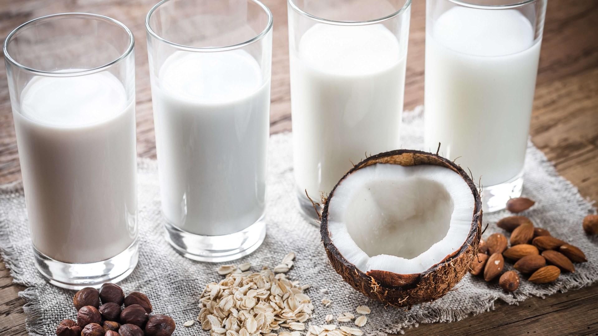 Vegan Drinks Made With Palsgaard Recmilk