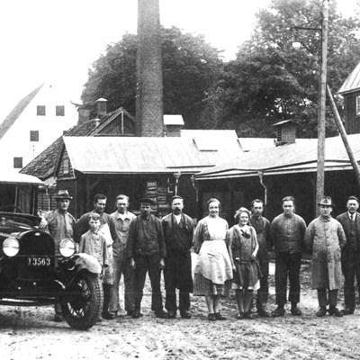 Emulsion A S, Established 1919 Later Renamed Palsgaard A S
