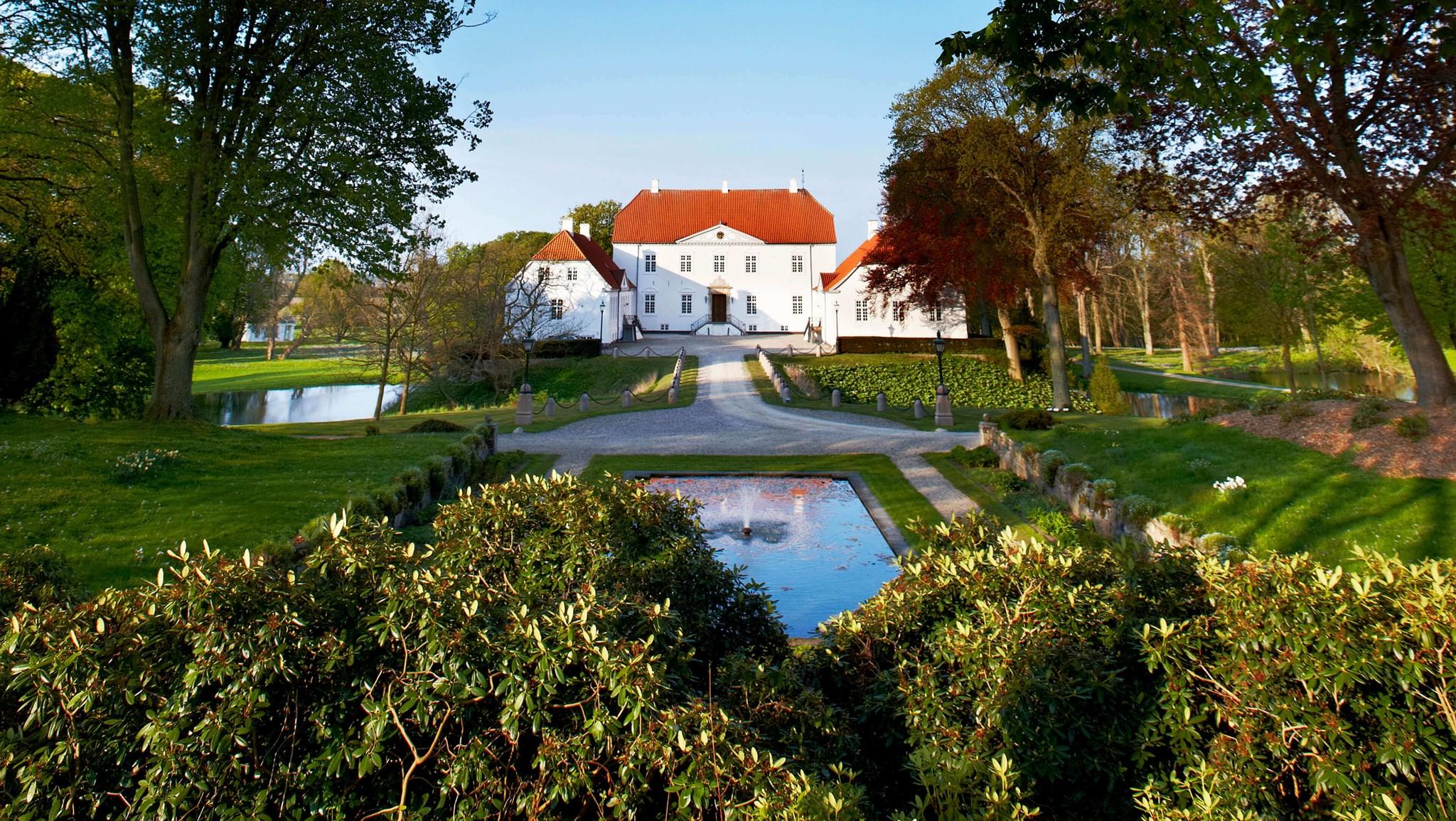 Palsgaard Manor, Home Of Emulsifier Company Palsgaard A S