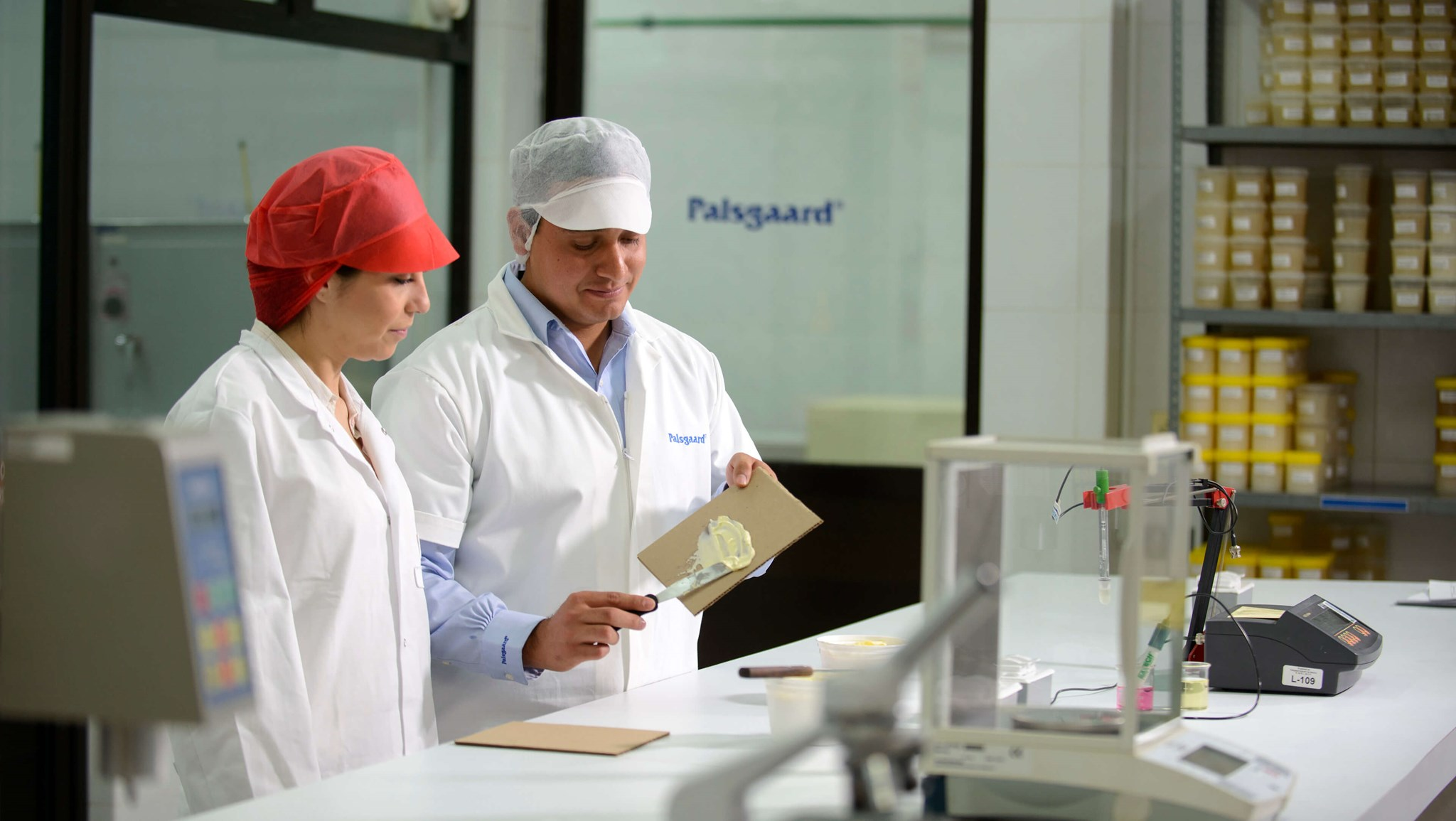 Palsgaard's Global Application Centres Are Great For Testing New Products With Our Emulsifiers And Stabilisers