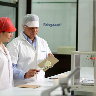 帕尔斯加德的全球应用中心非常适合用我们的乳化剂和稳定剂测试新产品