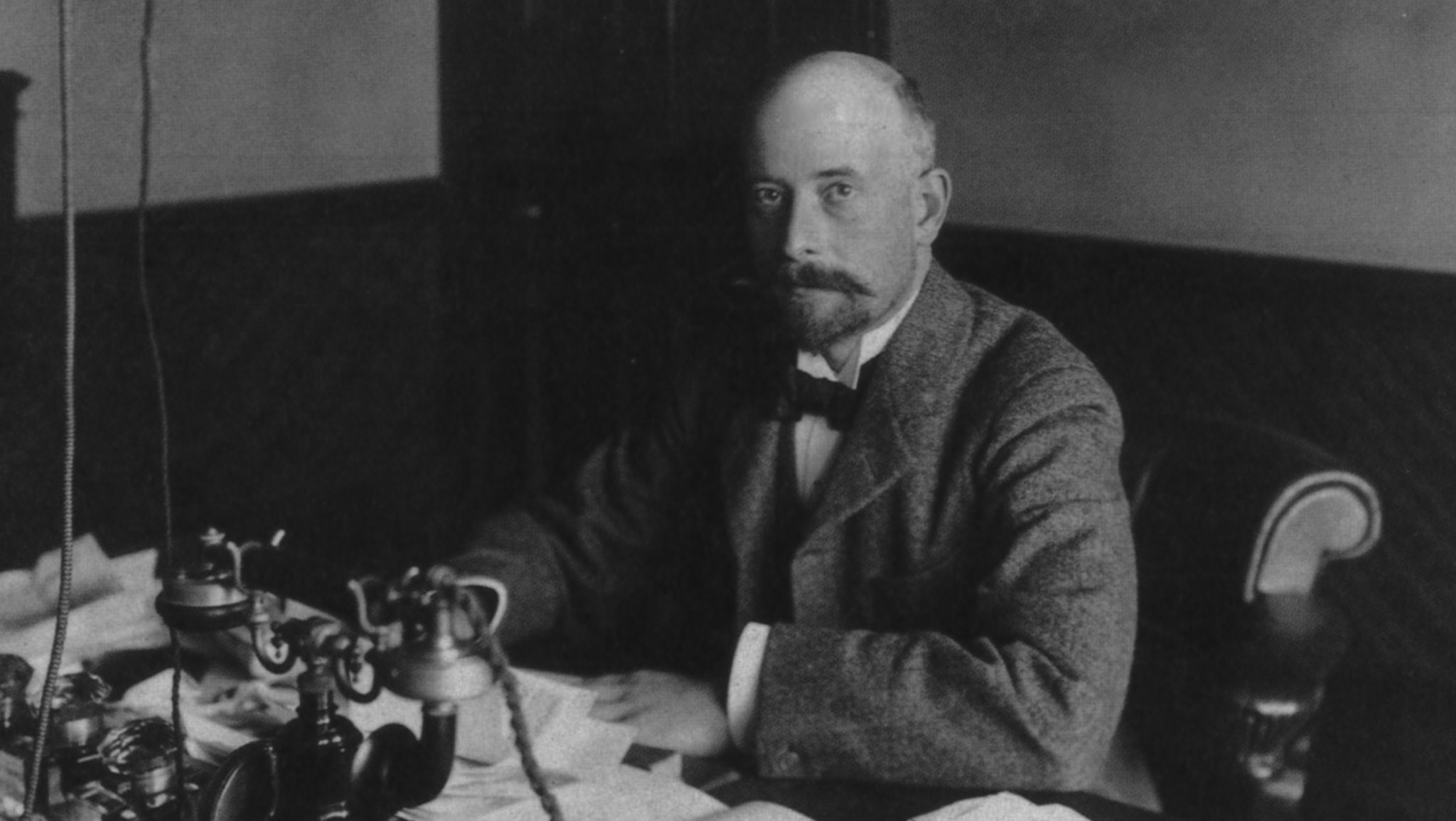 Einar Viggo Schou Founder Of Palsgaard A S And Inventor Of The Modern Food Emulsifier