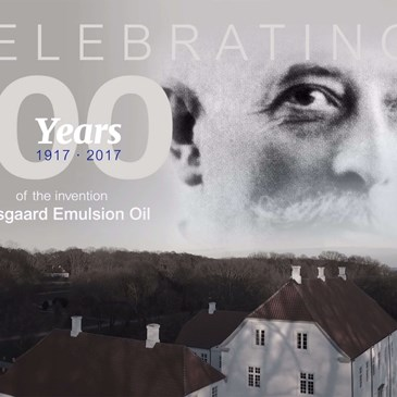 庆祝100年的乳化剂