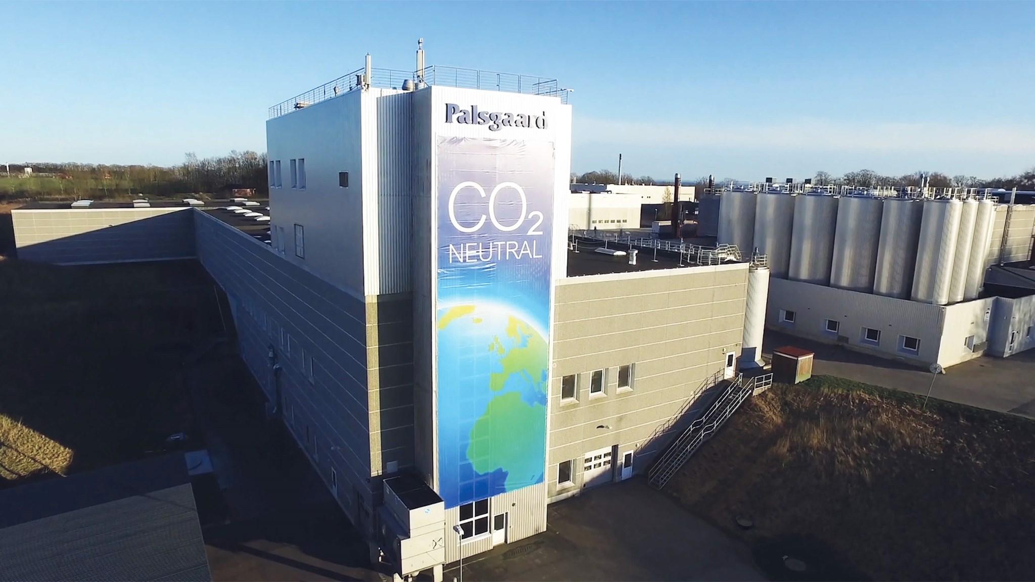 Palsgaard Denmark CO2 Neutral Factory 2015