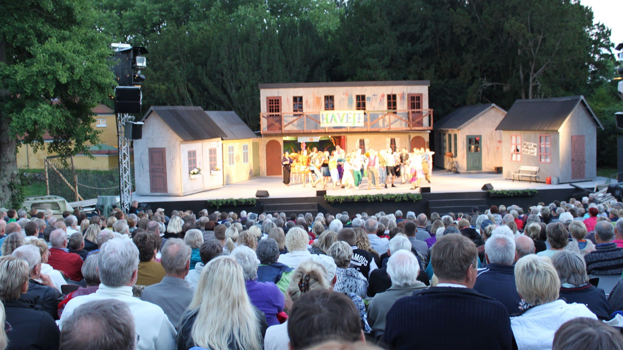 Palsgaard Supports Local Theatre Group Palsgaard Sommerspil