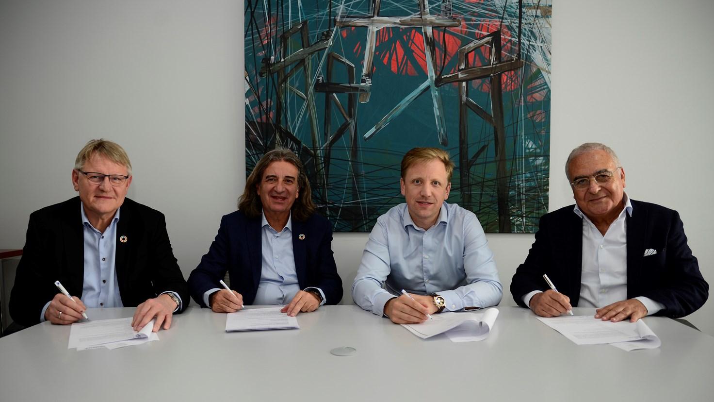 Palsgaard Teknaroma Directors Feb 2020