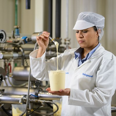 Palsgaard has margarine application centres for testing its emulsifiers in Denmark, Mexico and Singapore